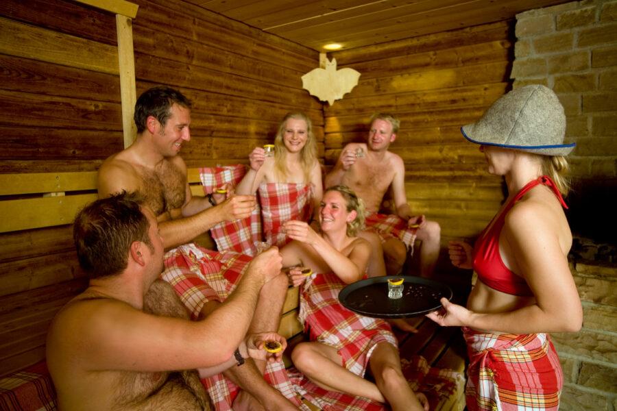 Sauna-Events