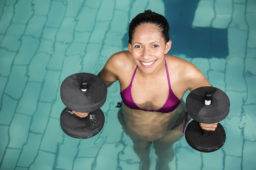 AquaFit Wassergymnastik für Schwangere